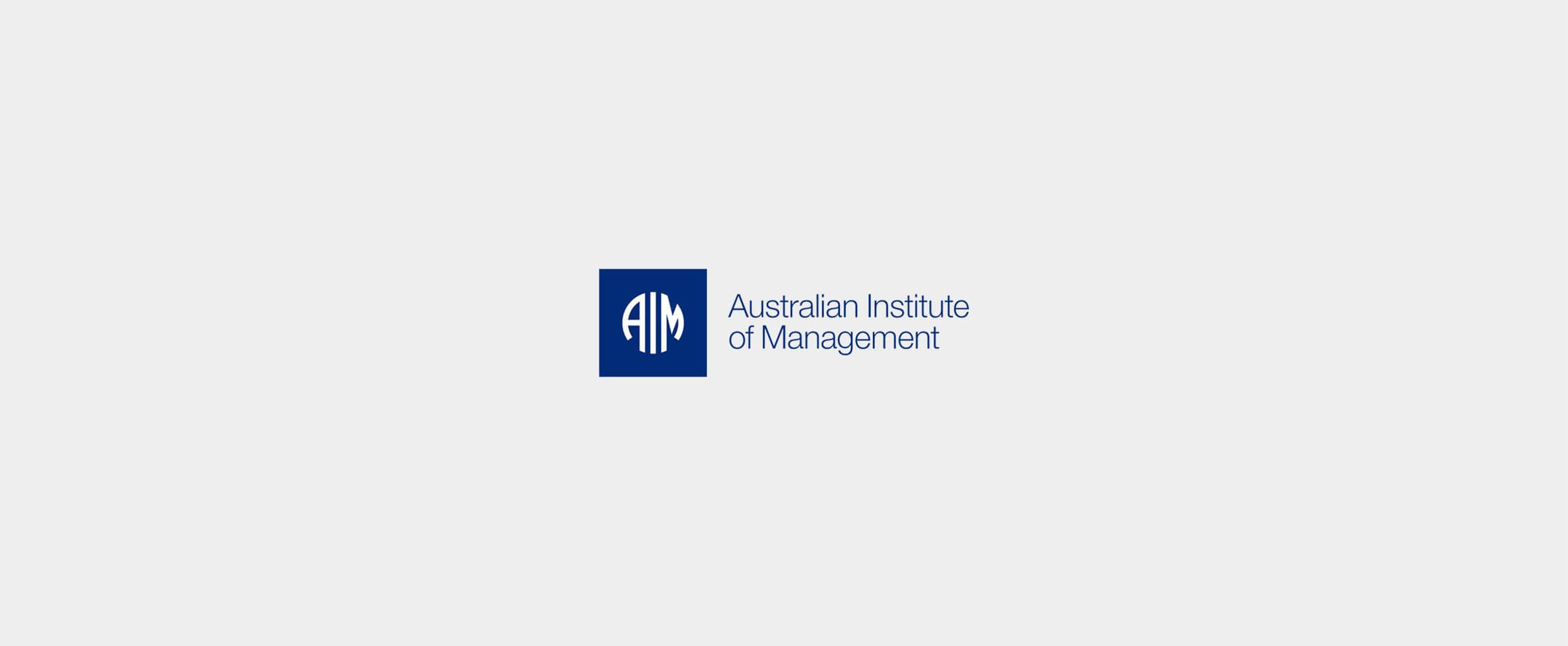 Australian Institute Of Management Logo