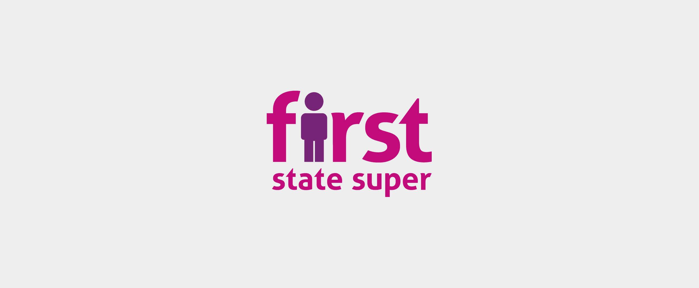 First State Super Logo