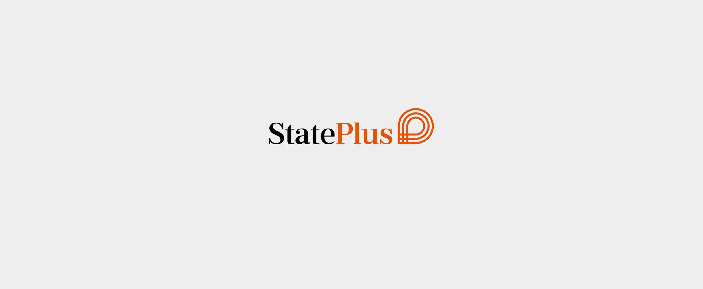 StatePlus Logo